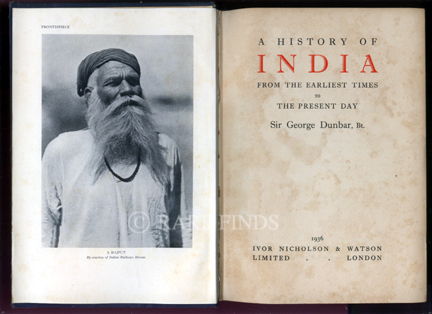 /data/Books/A HISTORY OF INDIA FROM THE EARLIEST TIMES TO THE PRESENT DAY.jpg