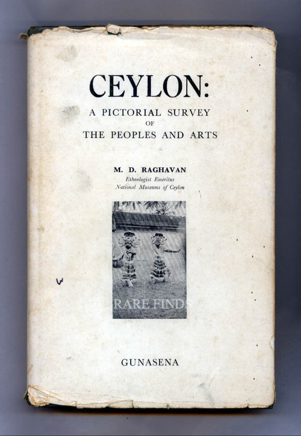 Books databooksceylon a pictorial survey of the peoples and arts gumiabroncs Choice Image