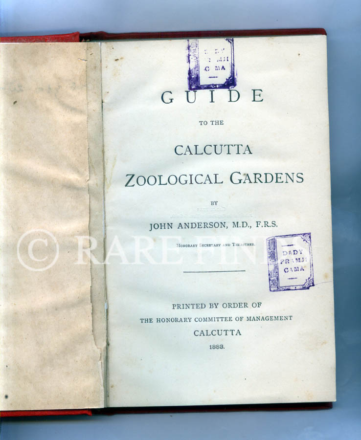 /data/Books/GUIDE TO THE CALCUTTA ZOOLOGICAL GARDENS.jpg