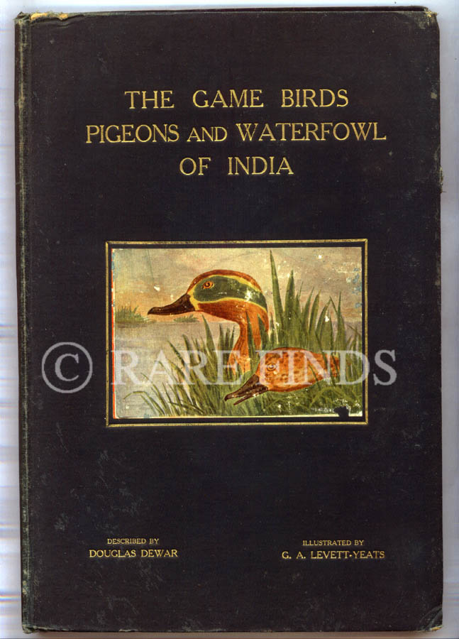 /data/Books/THE GAME BIRDS PIGEONS AND WATERFOWL OF INDIA.jpg