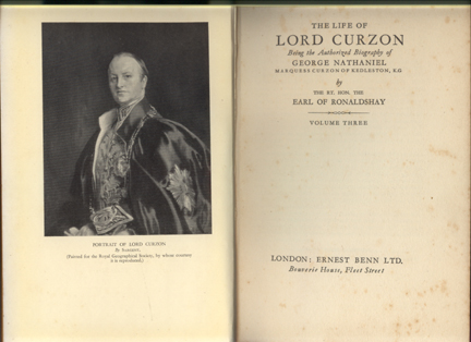 /data/Books/THE LIFE OF LORD CURZON - Being the Authorized Biography of George Nathaniel Marquess Curzon of Kedleston.jpg