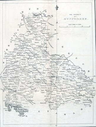 /data/Maps/India - Hindoostan/THE DISTRICT OF MYNPOOREE.jpg